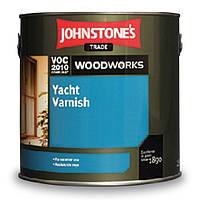 Лак для дерева Johnstones Yacht Varnish 2,5 л