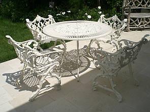 Стіл  садовий FLOREALE. Італія.