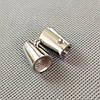 Втулка фиксатор провода  (Хром) /метал/ с внутренней резьбой М-10