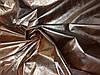 Плащевка лаке Металлик (Фольга) Бронза