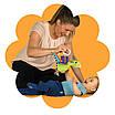 Развивающая игрушка для малышей «Дракоша» LC27565 Lamaze, фото 3