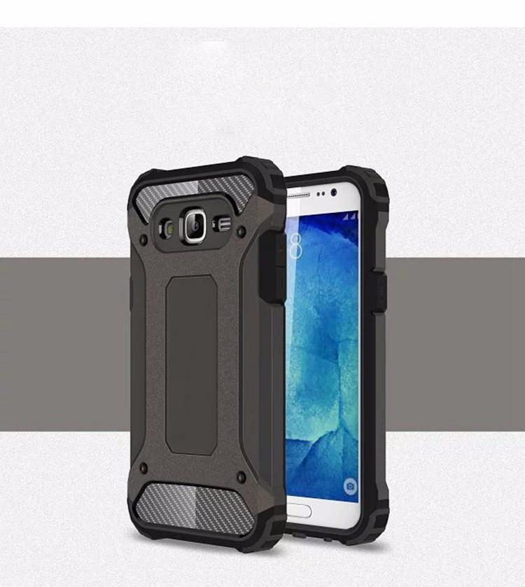 Чехол Guard для Samsung G530 / G531 / Galaxy Grand Prime бампер бронированный Immortal Black