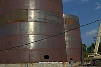 Монтаж,  демонтаж резервуаров