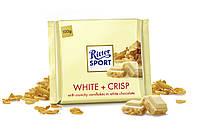 Шоколад  Ritter Sport Weiss+Crisp 100г (Германия)