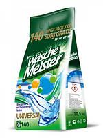 Порошок для прання універсального білизни WASCHE MEISTER Універсальний 10,5 кг 140 стир