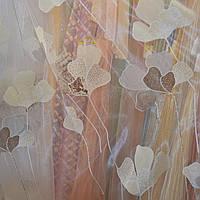 Тюль, органза, гардина рисунок печать