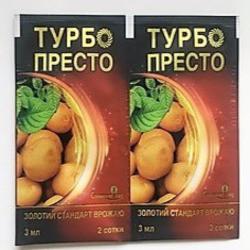 Турбо Престо, 3 мл — трехкомпонентный инсектицид