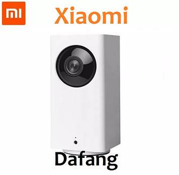 Ip wi-fi камера Xiaomi (Mijia) Dafang 1080p поворотная, 360 градусов видеоняня