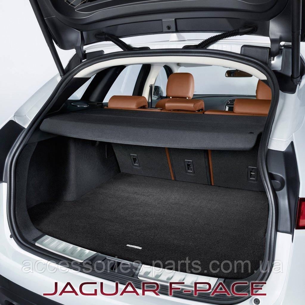 Коврик багажника Jaguar F-Pace 2016+ Новый Оригинальный