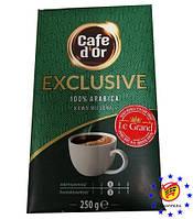 "Кофе молотый Cafe d""Or Exclusive, 250 г"