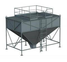 Склад топлива для пеллет СТ-20, 20 куб.м/13 т