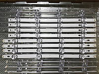 LG 42LB 42LF светодиодная подсветка Led телевизора НОВЫЙ КОМПЛЕКТ