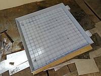 Люк для брусчатки без петель 75х75 см тип Max