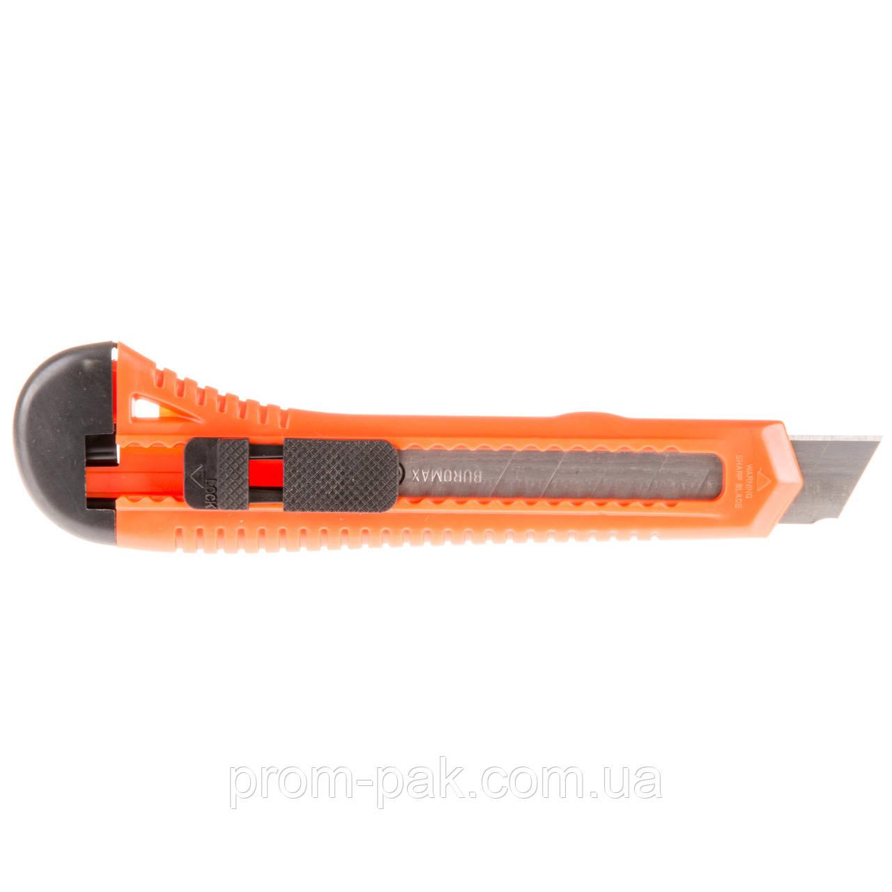 Нож канцелярский большой ВМ 4646