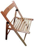 Деревяный  складной стул