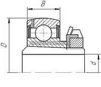 Підшипник SA204 YET 204 (AEL204 NOH)