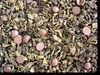 """Зелёный ароматизированный чай """"Бей лис крем"""""""