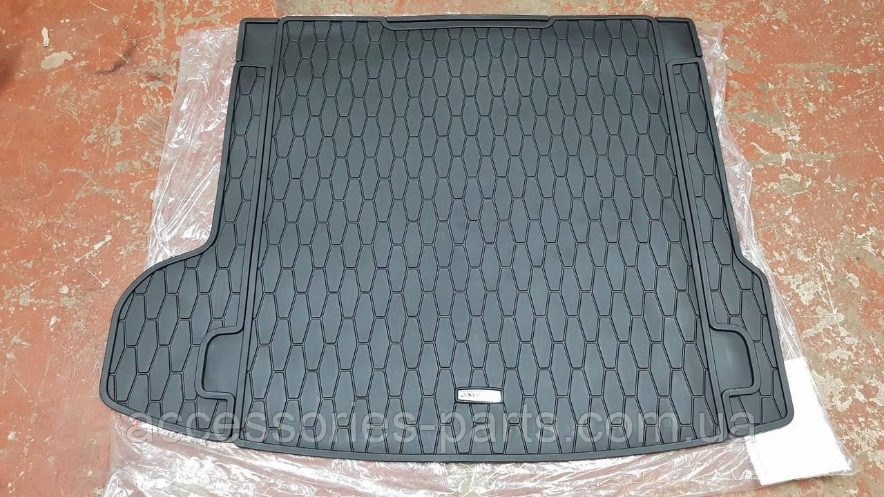 Коврик багажника резиновый Jaguar F-Pace 2016+ Новый Оригинальный