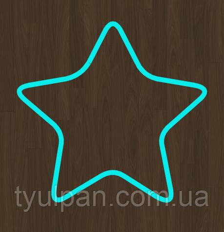 Вырубка кондитерская для пряника мастики марципана Звезда 8 см
