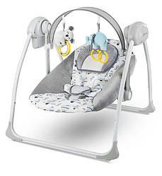 Детское кресло-качалка Kinderkraft Flo