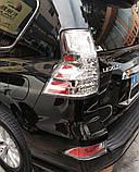 Задние фонари и диодные стопы Toyota Land Cruiser Prado 150, фото 2