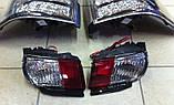 Задние фонари и диодные стопы Toyota Land Cruiser Prado 150, фото 3