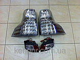 Задние фонари и диодные стопы Toyota Land Cruiser Prado 150, фото 4