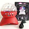 Колонка L740 BLUETOOTH, LED, Диско шар., фото 6