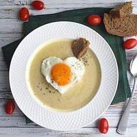 Набор: Тарелка обеденная Wilmax 25,5 см 6 шт от Юлии Высоцкой WL-880101-JV