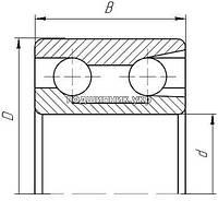 Подшипник - 3056200 ZZ (3200 ZZ, 5200 ZZ) KYK
