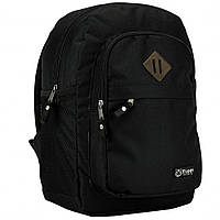 """Городской школьный рюкзак средних размеров на 12 л серия """"Art"""" -  Черный"""