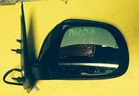 Зеркало правое электр 3 пина Nissan Micra