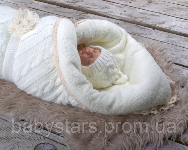 набір речей для новонародженого взимку