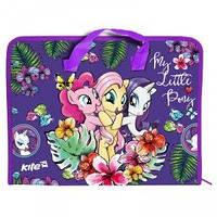 Папка-портфель А4 KITE My Little Pony LP17-202K-01