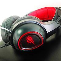 Наушники HAVIT HV-H2239d black/red, фото 1