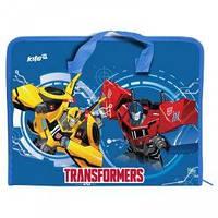 Папка-портфель А4 KITE Transformers TF17-202