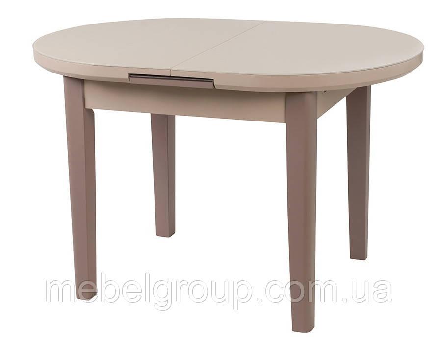 Стол ТМ-75 капучино-латте 120/145x80