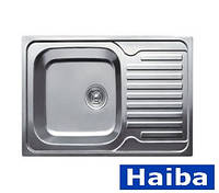 Кухонная мойка Haiba HB78*50, фото 1