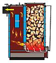Котел Холмова «ПЛАТИНУМ» с тепловыми панелями 25 кВт, фото 6