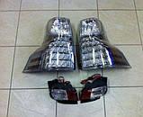 Задние фонари и диодные стопы Toyota Land Cruiser Prado 150, фото 7