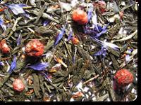 """Зелёный ароматизированный чай """"Прыжок тигра"""""""