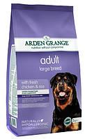 Корм для собак крупных пород с курицей и рисом Arden Grange Adult Large Breed