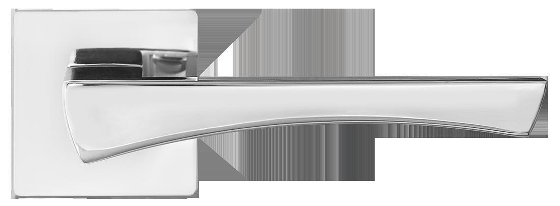 Дверные ручки MVM Z-1420-CP хром