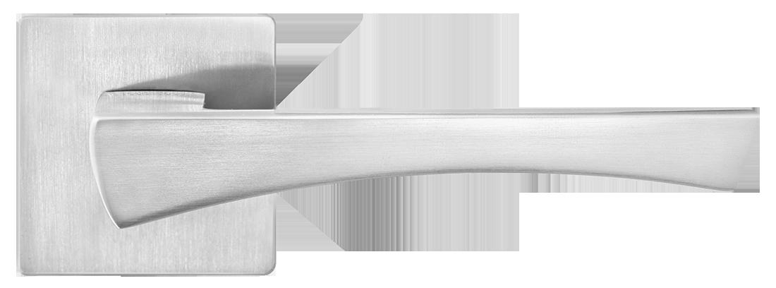 Дверные ручки MVM Z-1420 MC матовый хром