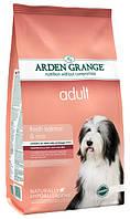 Корм для взрослых собак с лососем и рисом Arden Grange Adult Salmon & Rice