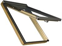Мансардное окно Fakro FPP-V U3 preSelect с комбинированной системой открывания