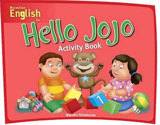 Английский язык /Hello Jojo/ ActivityBook. Тетрадь к учебнику, 1/ Macmillan