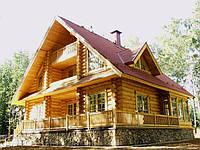 Строительство деревянных домов под ключ из сруба