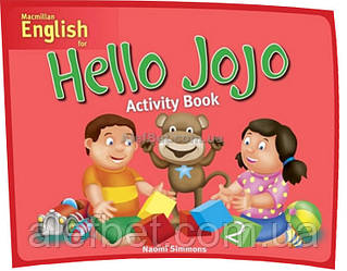 Английский язык /Hello Jojo/ ActivityBook. Тетрадь к учебнику, 2/ Macmillan