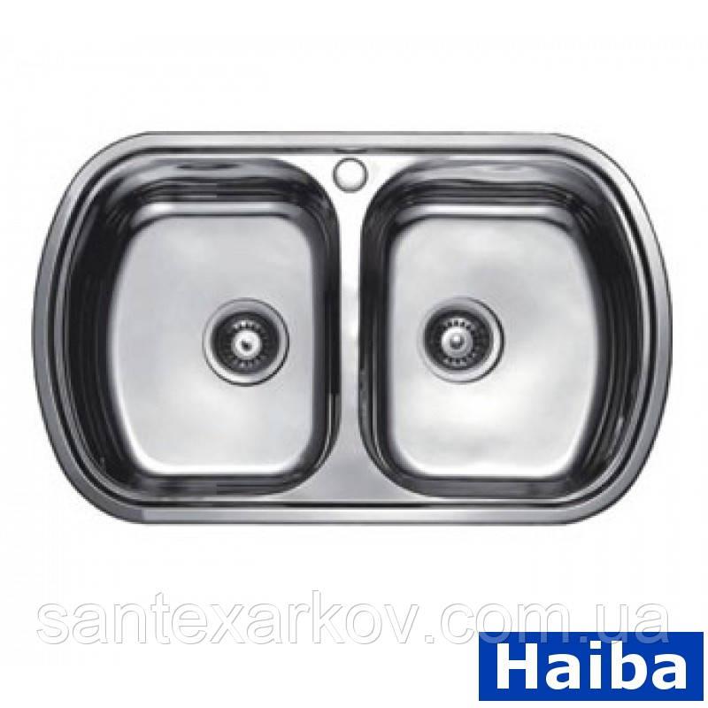 Кухонная мойка Haiba HB80*49, фото 1